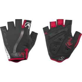 Roeckl Ivica Gants, black/red